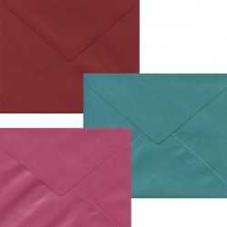 Enveloppe 16 x 13,2 cm