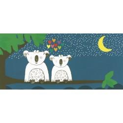 Deux koalas
