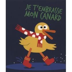 Canard écharpe