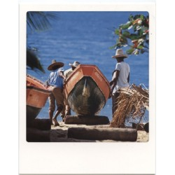 Pêcheurs, Martinique