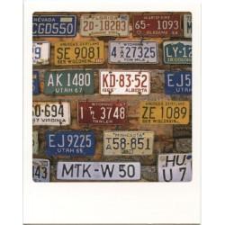 Plaques immatriculations, USA