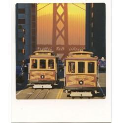 Tram de San Francisco, USA